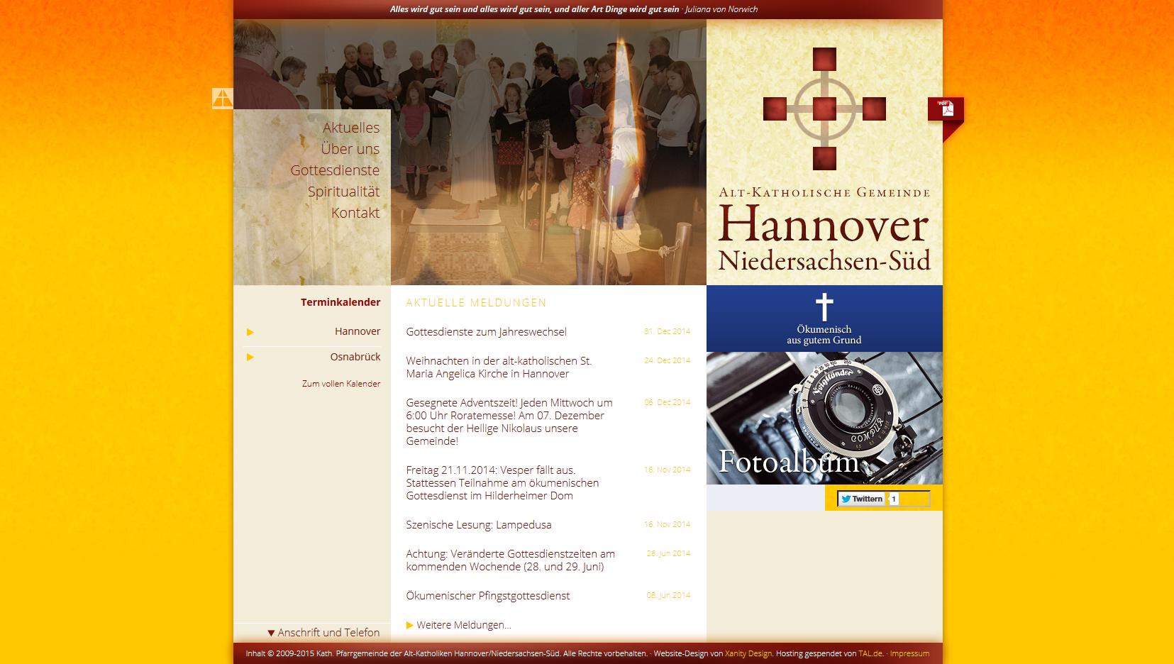 Alt-Katholisch-Hannover.de