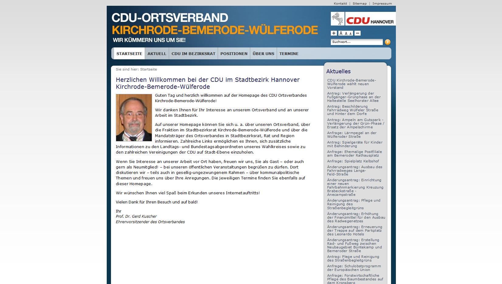CDU-Bemerode.de