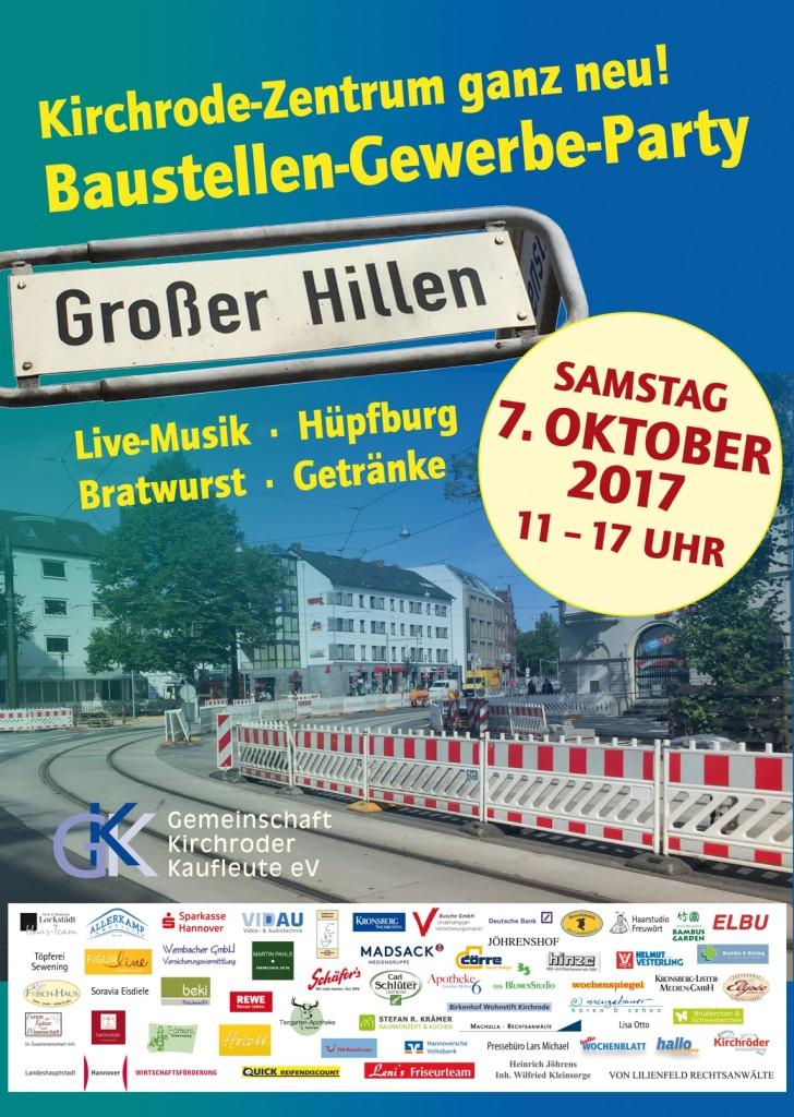 GKK-Baustellen-Gewerbe-Party