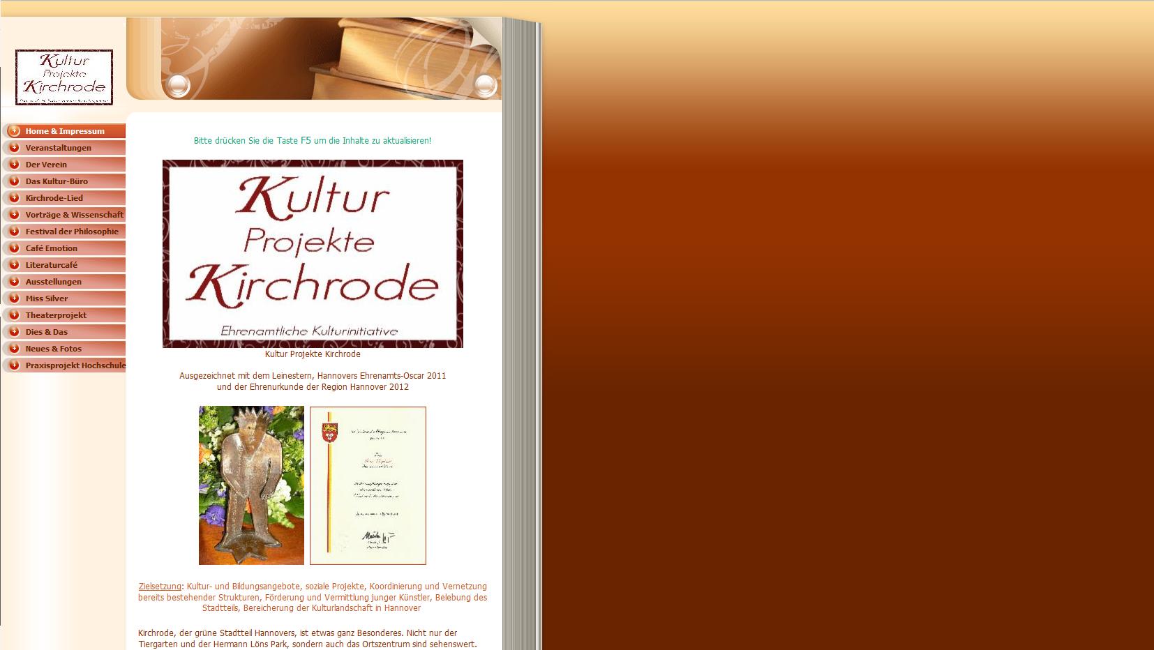 Kirchrode-Kultur.de