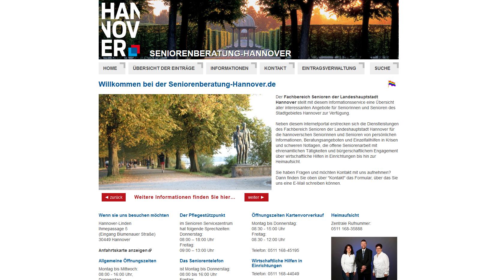 Seniorenberatung-Hannover.de