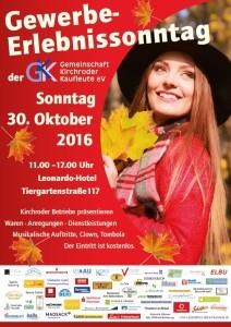 GKK Gewerbe-Erlerbnissonntag 2016